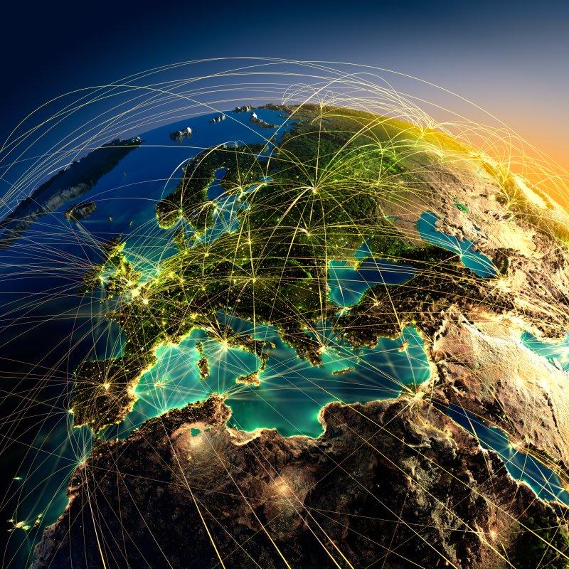 Der Strukturwandel greift tief in die Weltwirtschaft ein