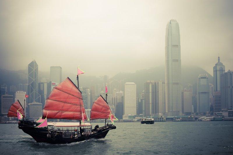 Der Opiumkrieg zwischen China und Großbritannien